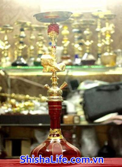 BÌNH ALADIN ( bình shisha giá rẻ )