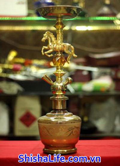 BÌNH NGỰA ( bình shisha )