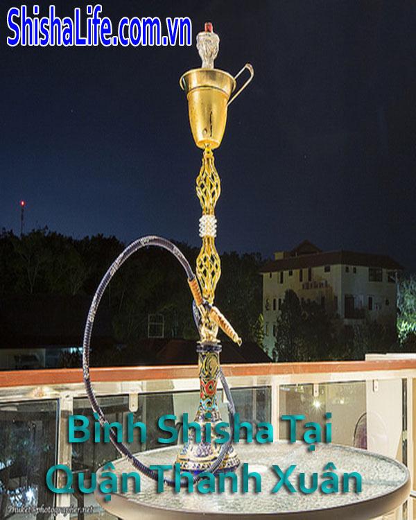 binh shisha tại quận thanh xuân