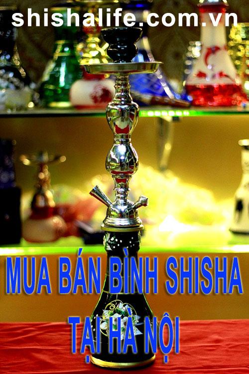 Bình shisha tại hà nội