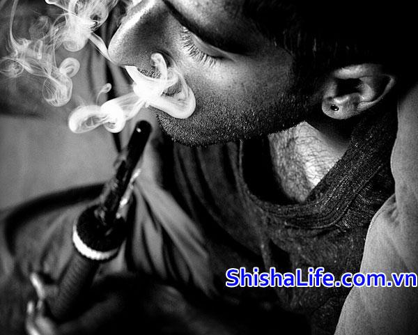 hút bình shisha tại bắc từ liêm