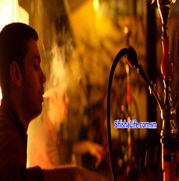 hut bình shisha tại nam từ liêm
