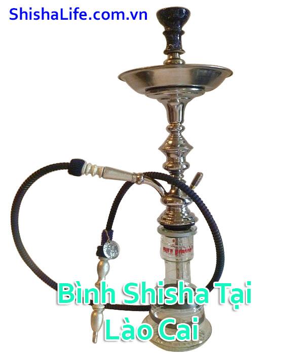 bình shisha tại lào cai