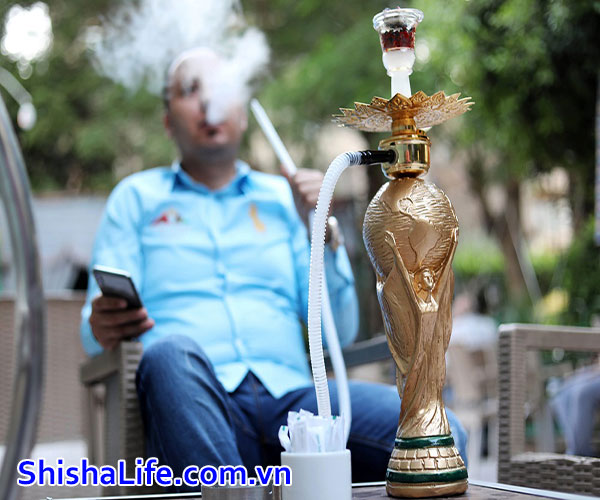 hút bình shisha tại lào cai
