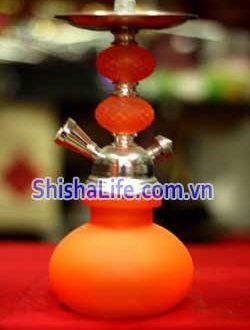Bình shisha lớn hút ngon hơn bình nhỏ liệu có phải vậy?