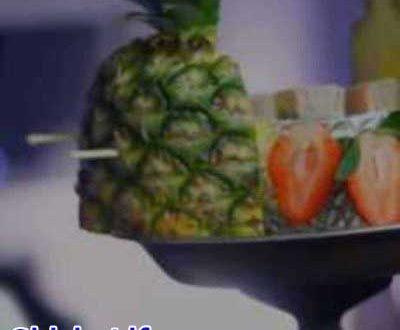 Những bước để chế được 1 bình shisha trái cây ngon