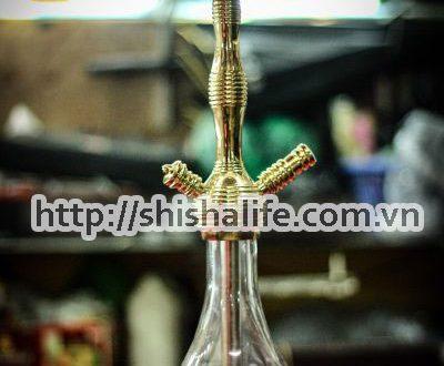 Những cách cơ bản để vệ sinh bình Shisha thủy tinh tốt nhất