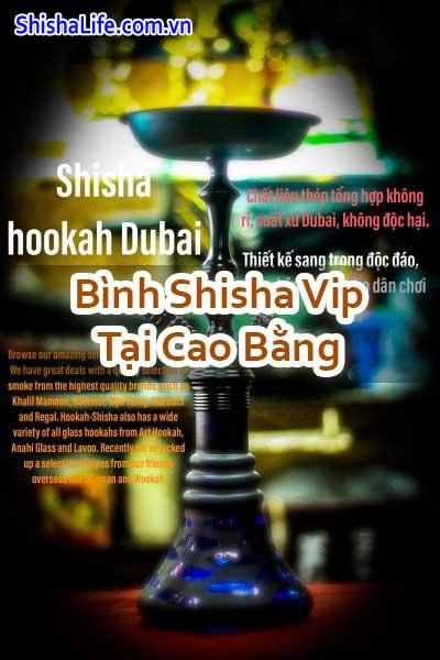 Bình Shisha Vip Tại Cao Bằng