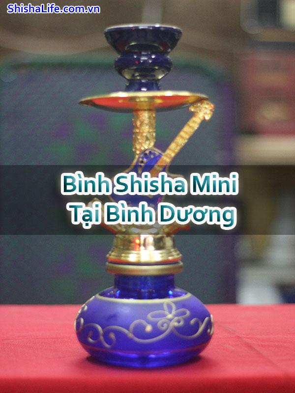 Bình Shisha Mini Tại Bình Dương