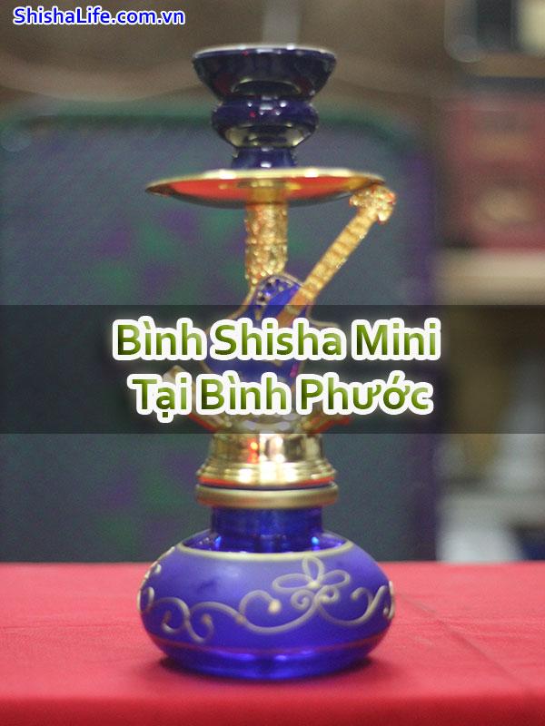 Bình Shisha Mini Tại Bình Phước