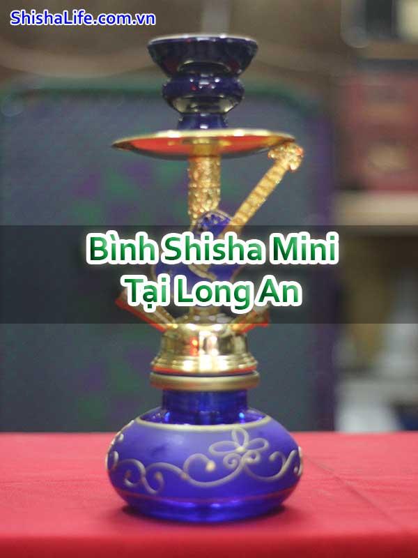 Bình Shisha Mini Tại Long An