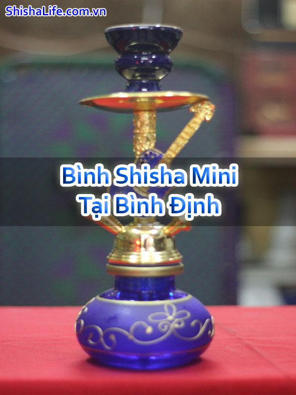 Bình Shisha Mini Tại Bình Định