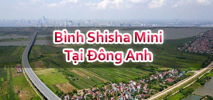 Bình Shisha Mini Tại Đông Anh