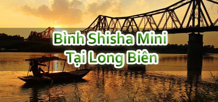 Bình Shisha Mini Tại Long Biên